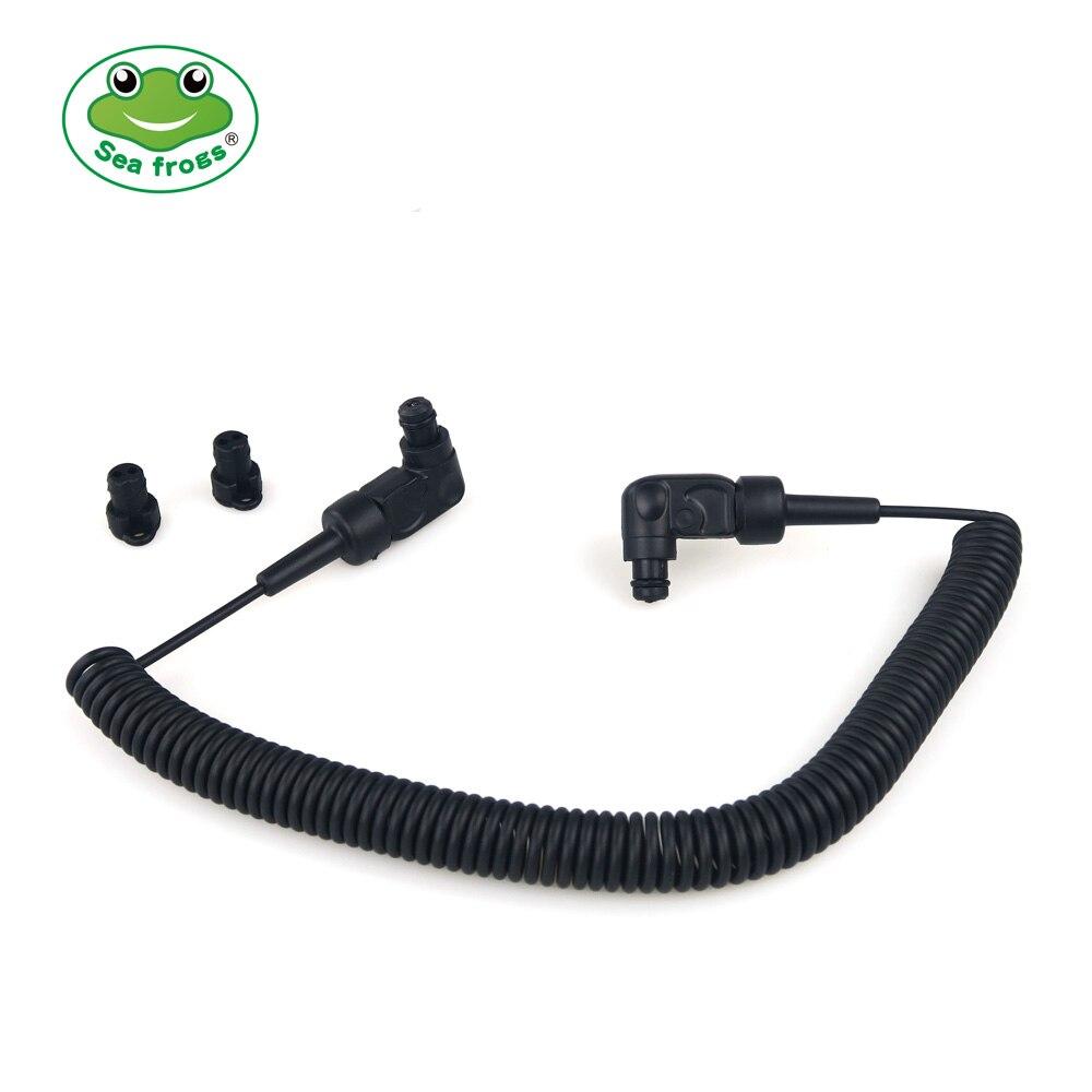 Sync Cordon Fiber Optique Câble 1 m pour Sea & Sea Plympus Seafrog Meikon Flash Stroboscopique Étanche Plongée Système D'éclairage accessoire