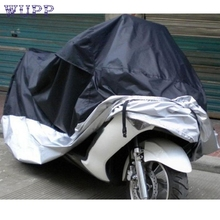 New Arrival Motorcycle Bike Polyester Waterproof UV Protective Scooter Case Cover S M L XL XXL XXXXL jy22
