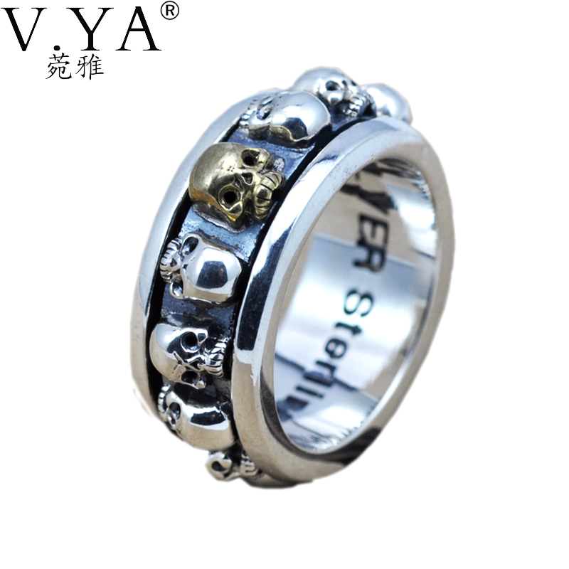 wholesale 100 real 925 sterling silver ring thai
