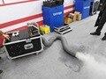 TIPTOP Water Base Fog Machine 3000W Smoke Water-Based DMX512 Stage Effect Low Lying Water Fog Smoke Machine TP-T65 Flightcase