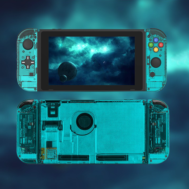DIY NS Switch Joycon Replacement Housing Shell Case For Nintendo Switch NS Controller Joy-Con Game Console Switch Shell Buttons