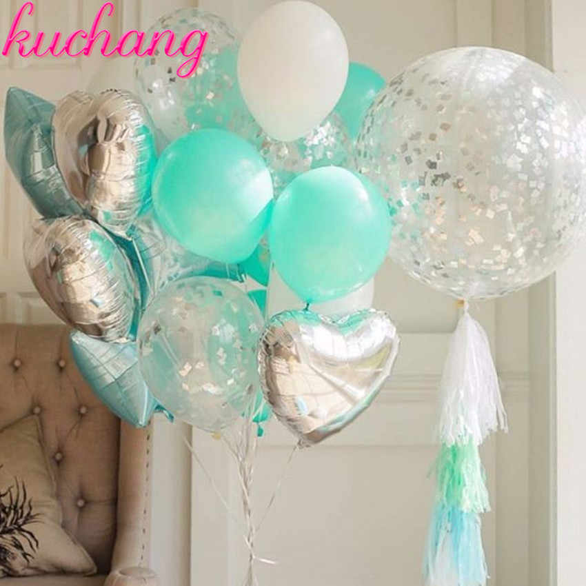 Detail Feedback Questions About New Combination Set Balloon Tiffany