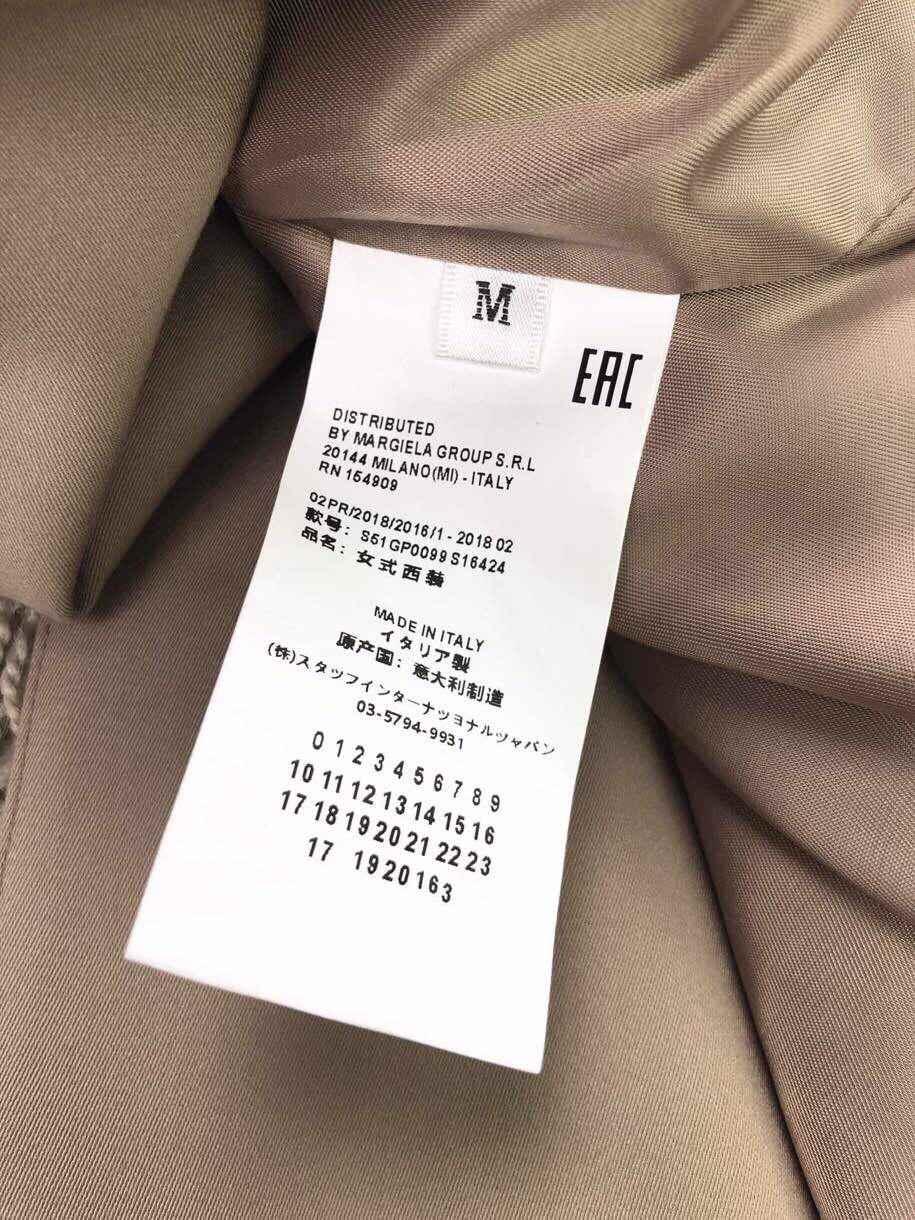 2019 ฤดูใบไม้ผลิใหม่ผู้หญิงคุณภาพสูง blazer กลับสีความคมชัดเทปเอว silhouette ยาวแจ็คเก็ต