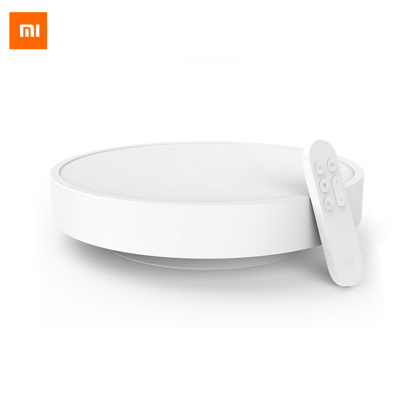 Original Xiaomi Yeelight Smart Ceiling Light Lamp Remote APP WIFI Bluetooth Double Control Smart LED Colorfull