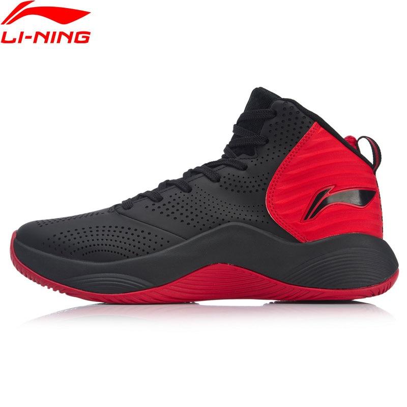 Li-Ning Hommes MAGIQUES NUAGE Sur Cour de Basket-Ball Portable DYNAMIQUE SHELL Doublure Soutien Sport Chaussures Sneakers ABPN031 XYL207