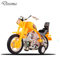 5PCSs/lot Motorcycle Model kids Toys Plastic Summer Children Boys Girls Indoor Outdoor Pull Back Toys Children Birthday gifts