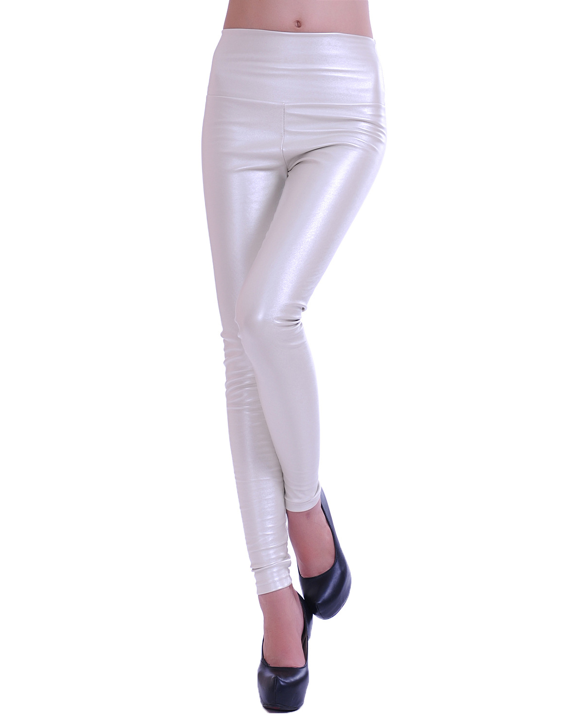 Leggings   Female Elastic 21 Colors NX09016