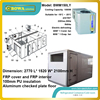 7100dollars Buy Quality 7cmb Cold Store Room With Fiberglass Cover Wall And 1050W Modularized Refrigeration Unit