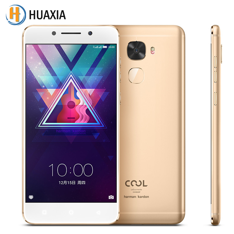 Leeco Cool Changer S1 5 5 inch Android 6 0 Quad Core 4070mAh Letv Smartphone 4GB