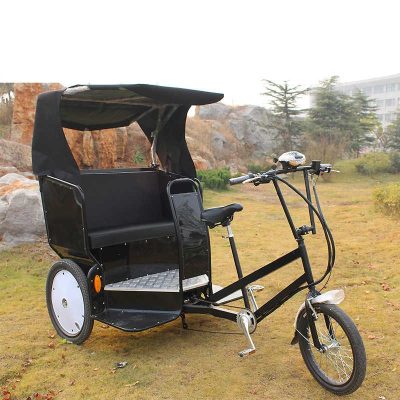 Uva Top Ce Risciò 3 Ruota Di Bicicletta Taxi Per La Vendita Di