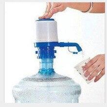 Водяной напорный насос в ведре, Ручной пресс, аксессуары для воды, домашняя школьная компания, портативное ведро для воды, помощник