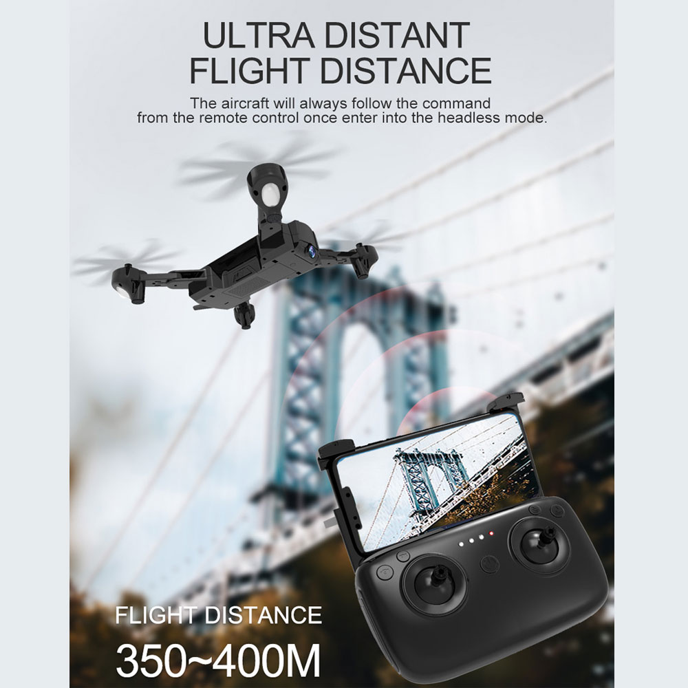 SG900 GPS Quadcopter With Auto Return WIFI FPV Drone 2