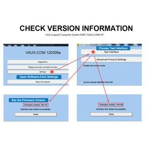 Image 4 - Logiciel de Diagnostic automatique pour Opel com V1.65/V1.78/V1.99, avec version PIC18F458/FTDI, prise OBD2, avec mise à jour flash