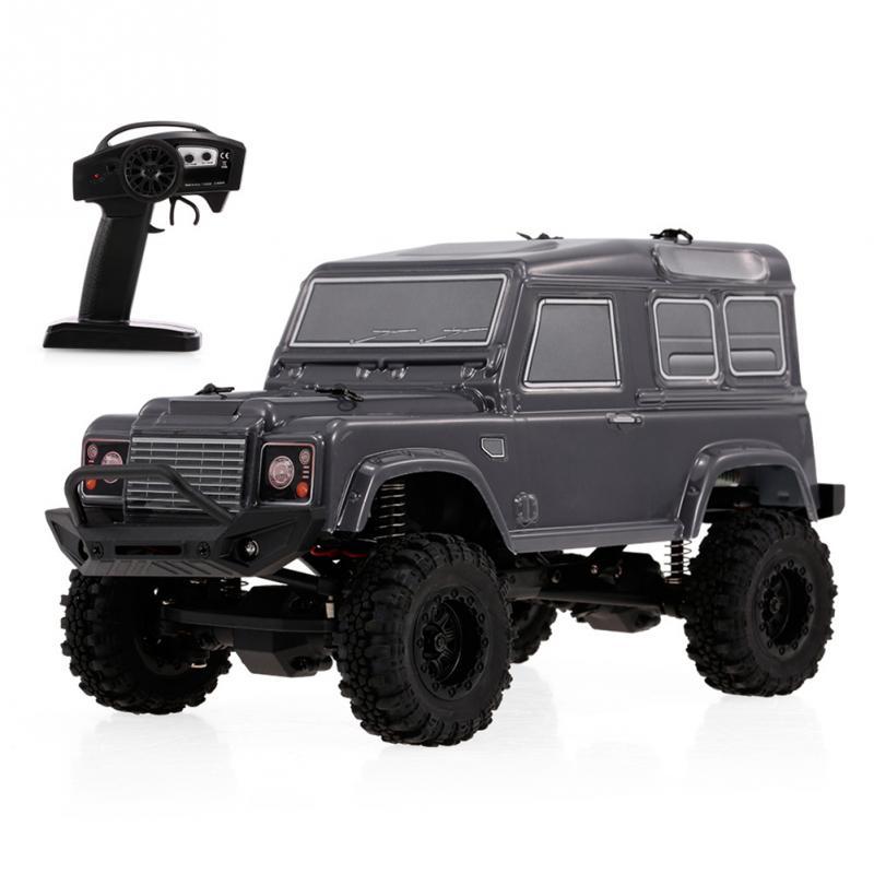 1/24 échelle télécommande électrique 4WD voiture sur chenilles 2.4 Ghz système Radio RC véhicule tout-terrain modèle de voiture jouet pour enfants cadeau