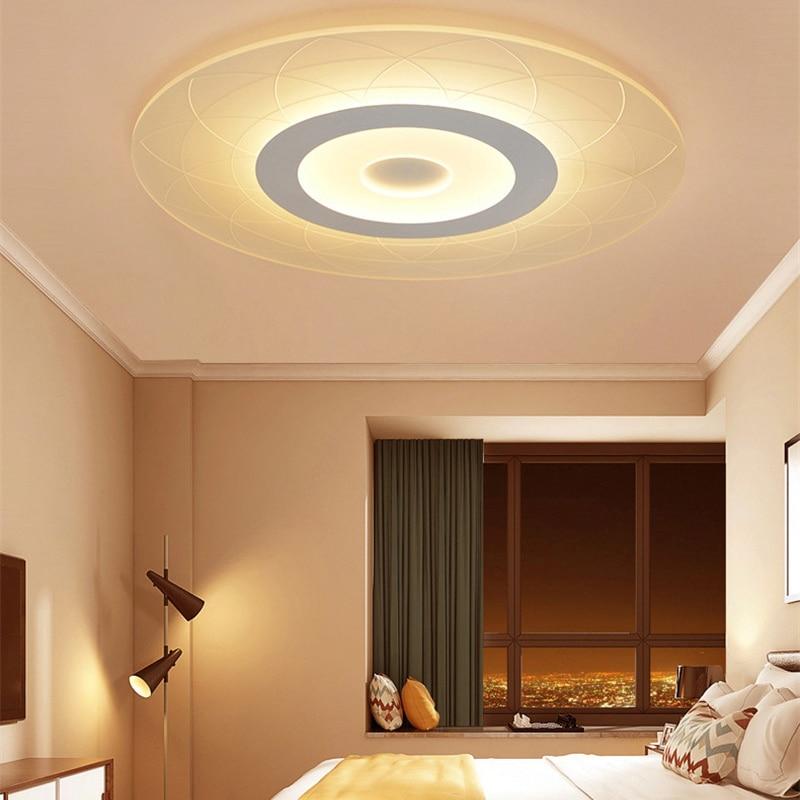 Luces LED para lámpara moderno techo plafond el techo Yb6yvgf7