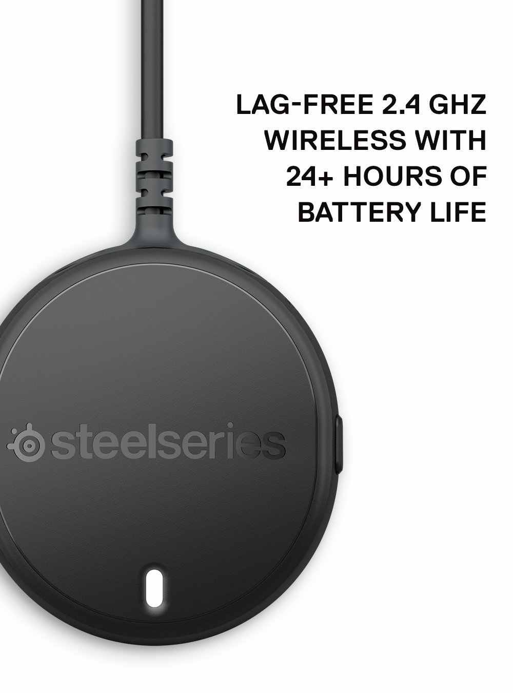 SteelSeries Arctis 7 Lag-Free Wireless Gaming Headset with DTS Headphone:X  7 1 Surround for PC, Playstation 4, VR, Mac