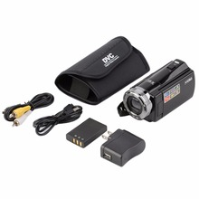 "Buy Portable Video Camera 720P HD 16MP 16x Zoom 2.7"" TFT LCD Digital Video Camcorder Camera DV DVR Black Red 2017 hot worldwide"