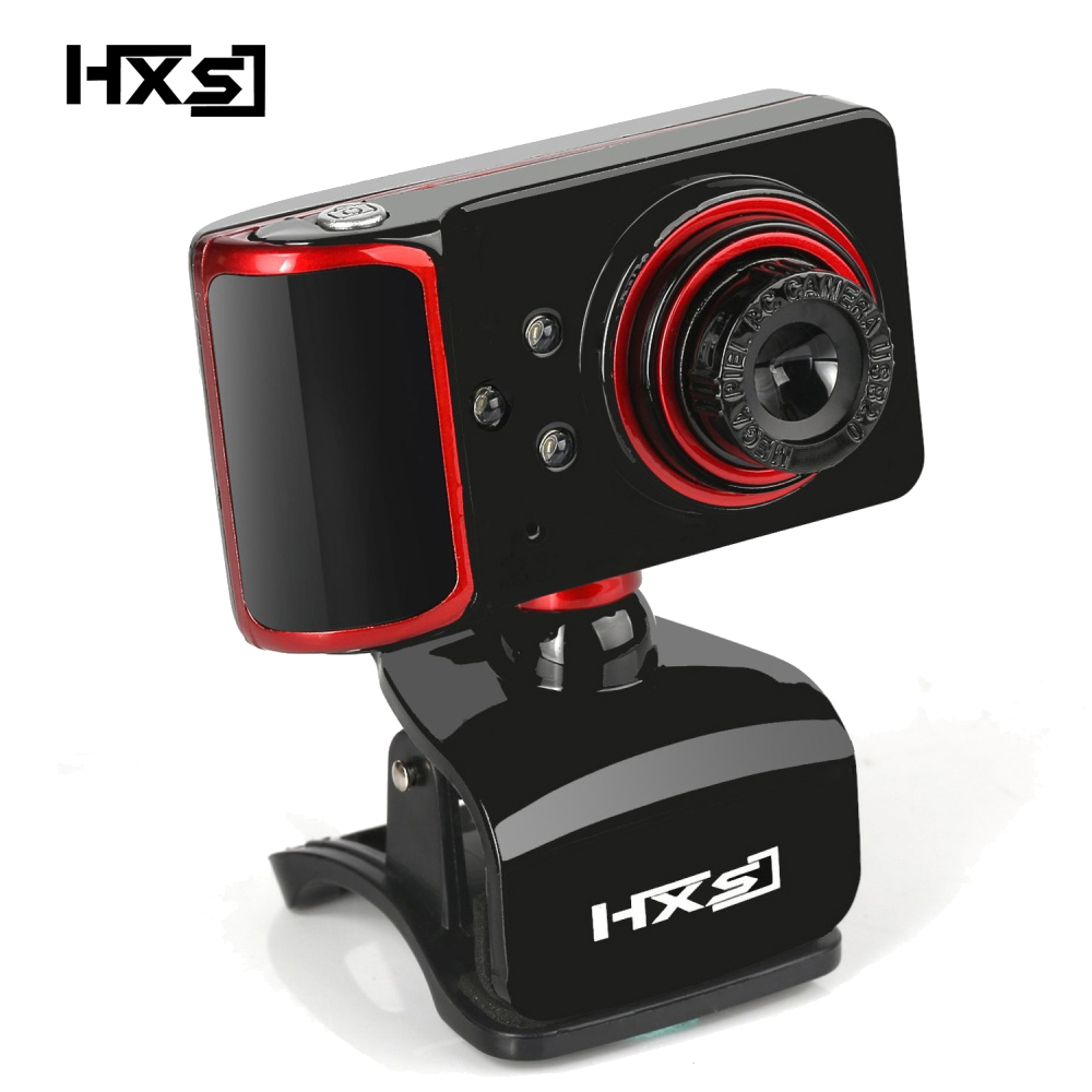 hxsj s10 usb webcam 3led 480p pc camera with absorption microphone mic for skype for android tv. Black Bedroom Furniture Sets. Home Design Ideas