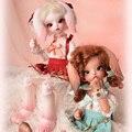 Банни и Мед soom sd bjd модель цум возрождается ребенка девочек мальчиков куклы Высокие игрушки магазин кукольный домик силиконовой смолы аниме мебель