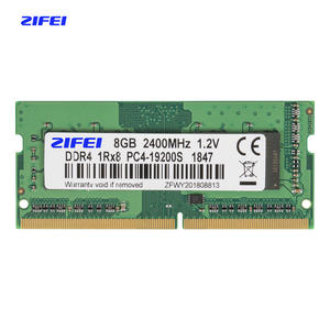 ZIFEI DDR4 8GB 4GB 16GB 32GB 2133 2400 2666 MHz so dimm SDRAM laptop Memory RAM