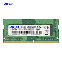 ZIFEI DDR4 8GB 4GB 16GB 2133 2400 MHz so dimm SDRAM Memoria RAM del computer portatile