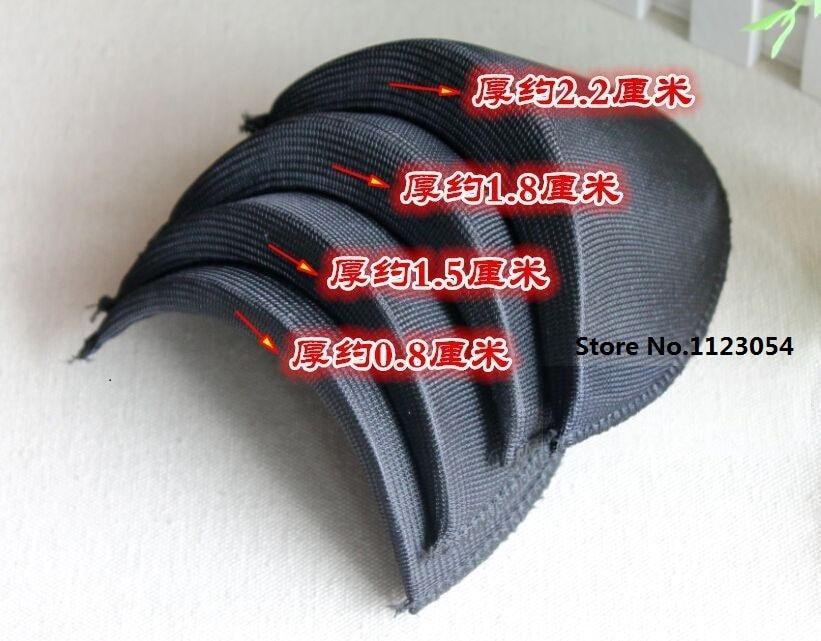 20 пар 1,2 см мягкие Наплечные подушечки для блейзера/футболки одежда аксессуары для шитья