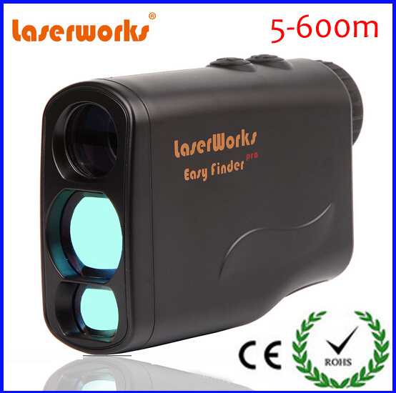 6x25Hunting Monocular Telescope Golf Laser range finder slope height speed measurement Rangefinder 600m with 7 measurement modes free delivery children with monocular space telescope 600 50mm
