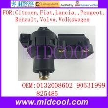 New Auto IAC Idle Air Control Valve use OE NO. 0132008602 , 90531999 , 825485 for Citroen Fiat Lancia Peugeot Renault Volvo VW