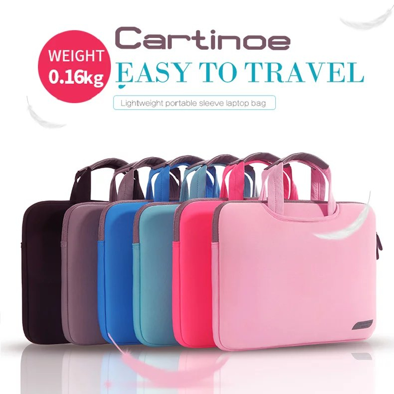 Cartinoe Brand 11 12 13 14 15 15.6 inch Laptop Bag For Macbook Air Pro Retina