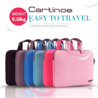 Cartinoe Brand 11 12 13 14 15 Inch Laptop Bag For Macbook Air Pro Retina Laptop