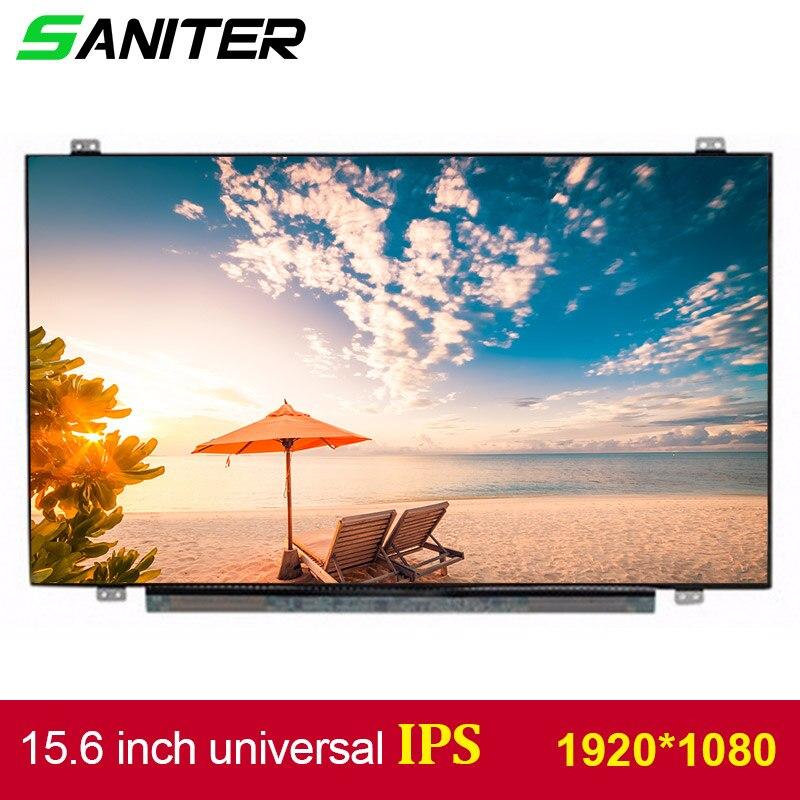 LP156WF4 SPH1 LP156WF6 SPK3 B156HAN01.2 LTN156HL02 LTN156HL09 NV156FHM-M41 NV156FHM-N42 NV156FHM-N43 IPS מחשב LCD מסך