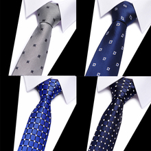 Top quality Tie For Men 8cm Casual Arrow Skinny Blue Red Necktie Fashion Man Accessories Simplicity Party Formal Ties Mens