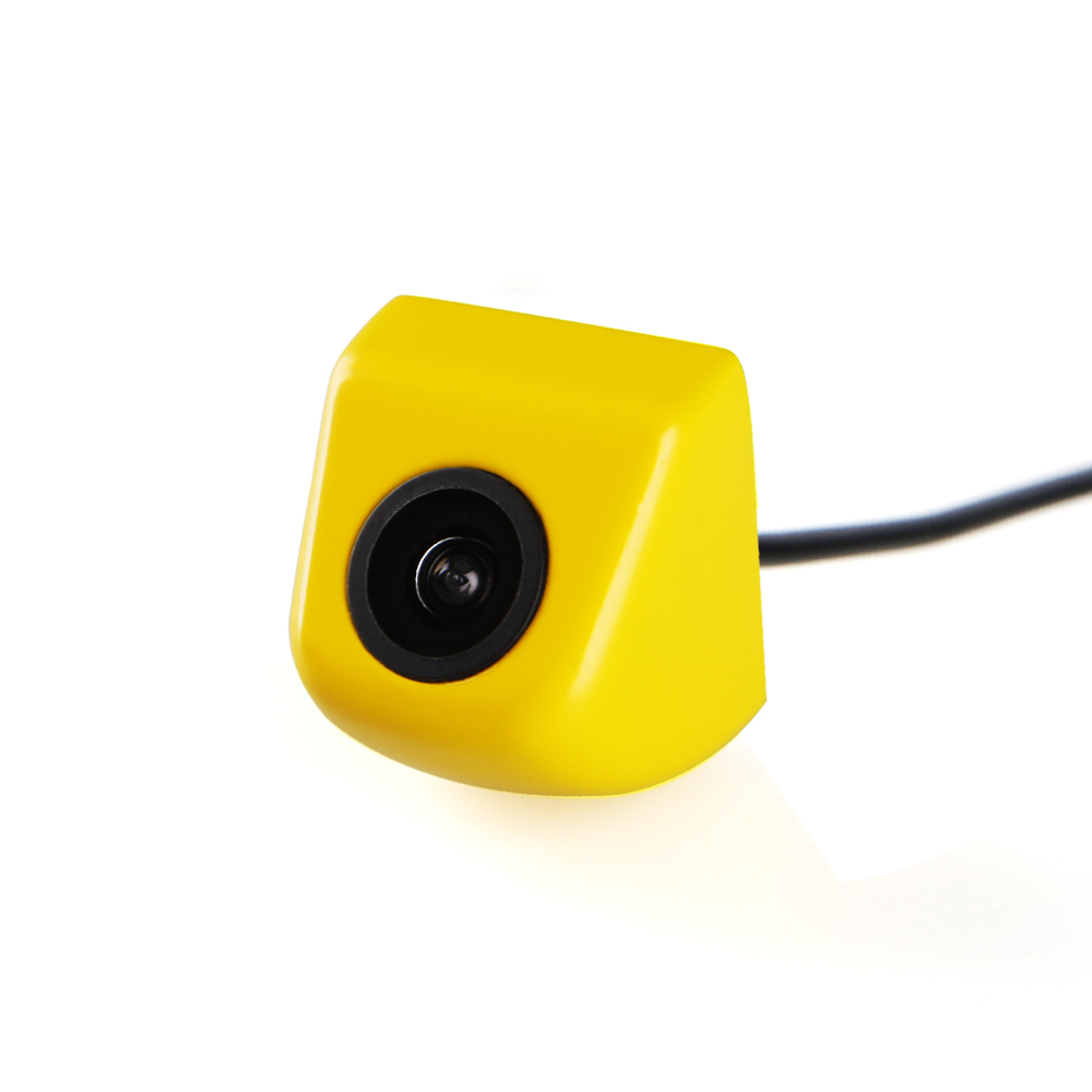 Car Rover Universal Car Rear View Camera CCD Chip for all Car Models White Black Yellow