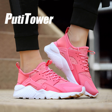 Plus Size Women Casual Shoes Outdoor Trainers Ladies Breathable Fashion Lace Up Tenis Shoes Zapatillas Hombre Chaussures Homes