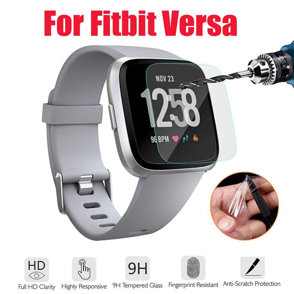 Smart Tempered Glass For Fitbit Versa Smart screen