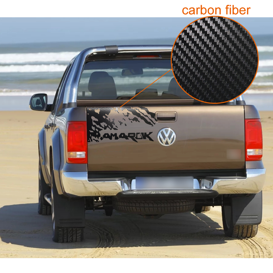 mudslinger side door stripe graphic Vinyl 4x4 off road car sticker for AMAROK 2009 2018 in Car Stickers from Automobiles Motorcycles