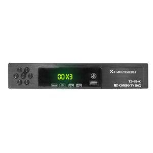 Image 2 - Vmade más nuevo DVB T2 S2 DVB C 3 en 1 Digital terrestre satélite Combo TV receptor soporte AC3 H.264 1080 p DVB T2 S2 sintonizador de TV
