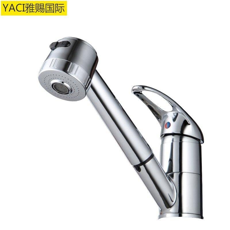 Mutfak Musluk Seramik Grifos De Cocina Agua Fria Y agua Caliente Torneira Cozinha Misturador Deck Mounted Chrome Brass Faucet