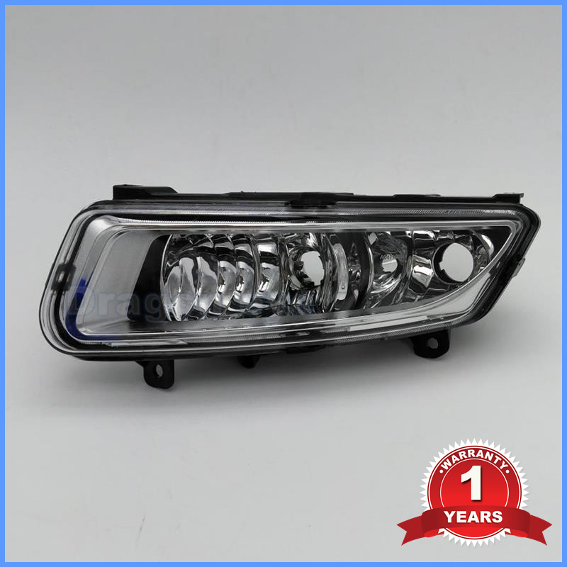For VW Polo Vento Derby 2009 2010 2011 2012 2013 2014 New Front Left Side Fog Lamp Fog Light 2pcs free shipping for vw polo 6r vento derby 2009 2010 2011 2012 2013 2014 new front led fog lamp fog light left and right