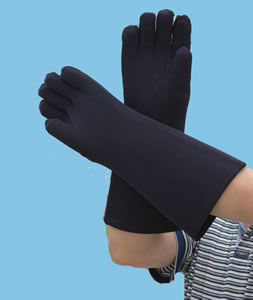 0.35mmpb X-ray protective gloves,Thick gamma ray protective gloves, ray equipment use цена