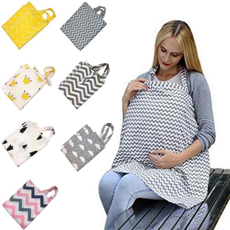 Outdoors Nursing Cloth Breastfeeding Apron 1# PHILSP Baby Feeding Nursing Covers Mum Adjustable Privacy Apron