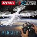 SYMA X5C RC Drone com Câmera Sem Cabeça 2.4G 6-Axis Quadcopter dron Helicóptero RC Brinquedos VS Syma X5SW