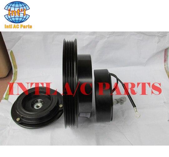 4PK Автомобильный Компрессор переменного тока, клатч TV14C для TOYOTA TERCEL 1,5 л 682-58581 с ступицей шкива