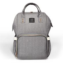 Модные Материнство Мумия подгузник сумка бренда большой Ёмкость маленьких сумка рюкзак Дизайн кормящих пеленки мешок Уход за ребенком