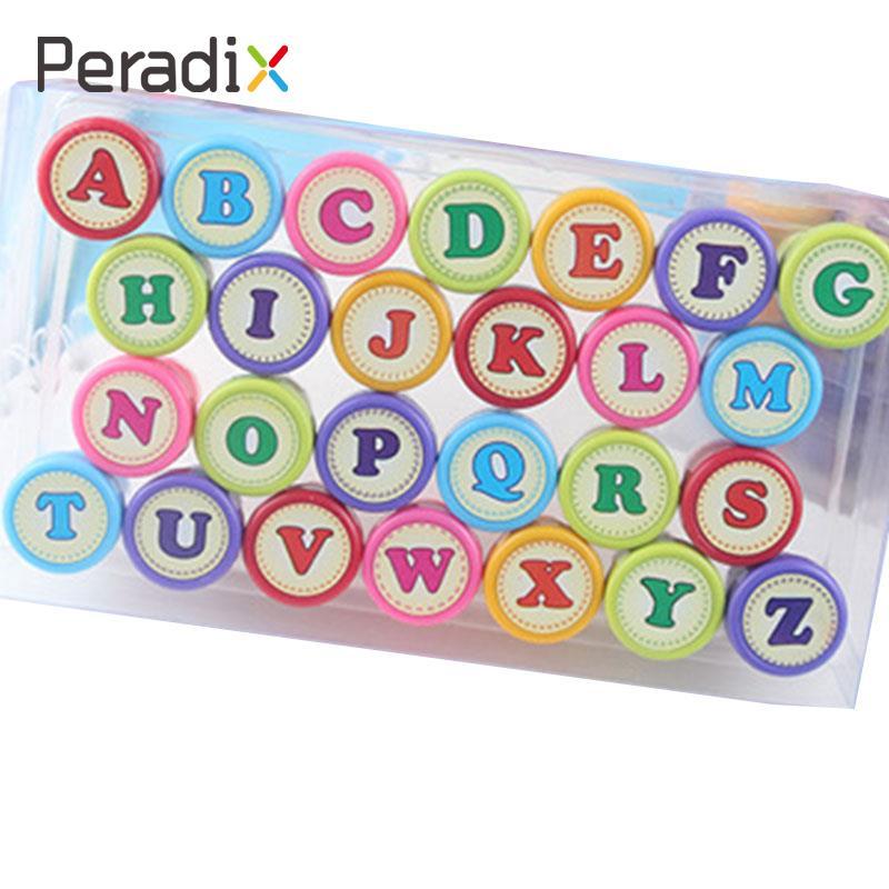 Stamper игрушка Алфавит 26 английские буквы Z Скрапбукинг подарки для детей обучения