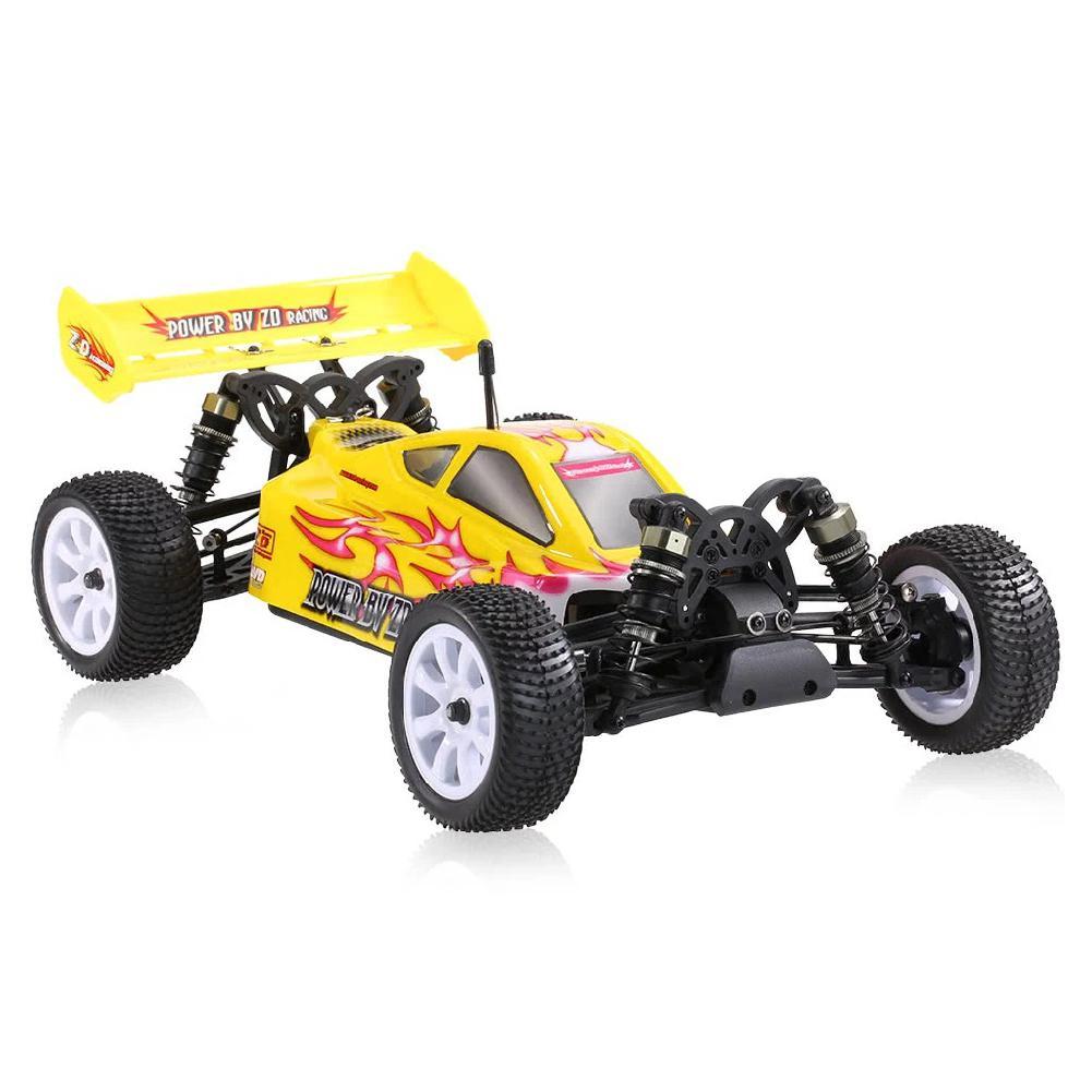 LeadingStar ZD Racing 9102 10421-S 1/10 tout-terrain RC 4WD véhicule sans brosse voiture de Simulation pour enfants