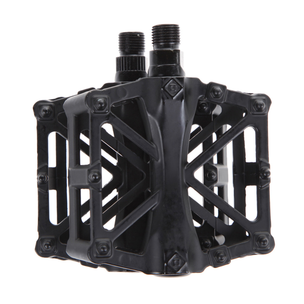 "Bicycle BMX Mountain Bike Pedal 9/16"" Thread Parts Super Strong Ultra-Light Platform Cycling Pedals Magnesium Outdoor Sports New"