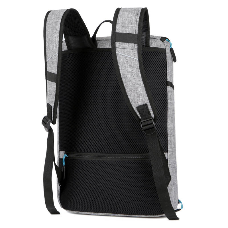 KINGSLONG Men Backpacks Bags for Shoes Waterproof 10-15.6 Inch Laptop Backpack Notebooks Men's Backpack Female mochilas #53 - 3