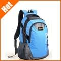 Chansin   Korean color block lover men and women computer backpack bag Students school bag 50*30*15cm   X50-094