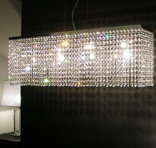 K9 Crystal Bead Curtain